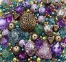Jewellery Making Beads Mix Starter Kit Set 80g