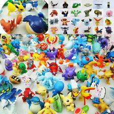 Best 24 verschiedene Pokemon Go Figuren im Set 2-3cm Pikachu, Rayquaza, Reshiram