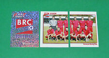 PANINI FOOTBALL FOOT 2004 BESANCON RC BRC COMPLET FRANCE 2003-2004