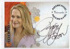 Peggy Lipton ++ Autogramm ++ Postman ++ Alias ++ Twin Peaks Autograph