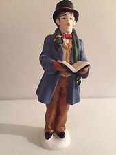 "Lenox Carolers Dad 10"" Christmas Figurine NEW"