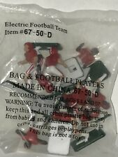 Tudor Electric Football Game Team Bag #67-50-D (11 Players per Bag Alabama) NEW!