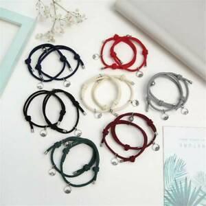 Pair Couples Bracelet Bracelets Distance Magnet Attract Friendship Love Island
