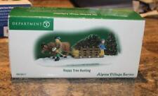 Dept. 56 Happy Tree Hunting Alpine Village Series Accessory #56317 Retired