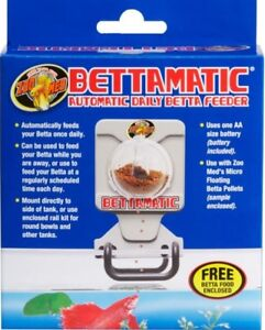 Zoo Med Bettamatic® Automatic Daily Betta Feeder