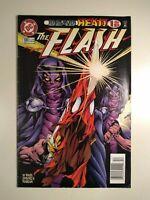 The Flash #108 (1995, DC) NM/NM+ Vol 2 1st App of Savitar! CW TV Show 9.0+ NM