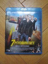 BLU RAY- 7 Psychopathes - Colin Farrell - Woody Harrelson - Olga Kurylenko