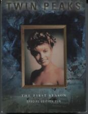 Twin Peaks: The First Season - Special Ed.  (1990) - Region 1 DVD / David Lynch