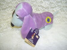 Basset Hound Hush Puppies Lavender And Light Gray