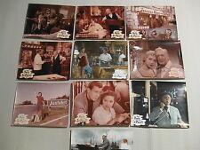 DAS HERZ VON ST. PAULI Aushangfotos Lobbycards HANS ALBERS Hansjörg Felmy 1957 +