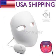 Korean Sollume Esthe Face Mask SLM LED Photon Light Therapy Anti Aging Skin Care