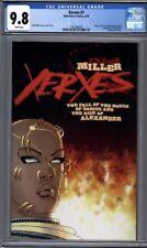 Xerxes #1  Frank Miller Cover, Story & Art   300 1st Print  CGC 9.8