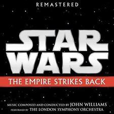 Star Wars: The Empire Strikes Back - Remastered - John Williams - LSO (NEW CD)