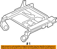 FORD OEM F-250 Super Duty Power Seat-Bottom Base Tracks Adjuster 8C3Z2561711A