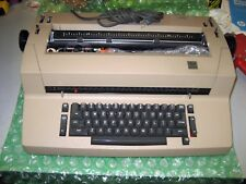 Refurbished IBM Selectric II Typewriter w/self correction key -SEE OPTIONS BELOW