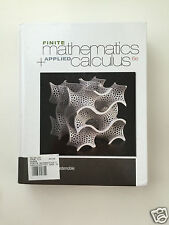 Finite Mathematics and Applied Calculus 6th Edition
