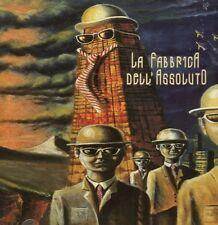 """La Fabbrica Dell' Assoluto:  """"1984: L'Ultimo Uomo D'Europe""""  (CD)"""
