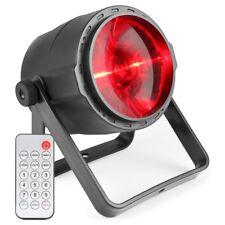 PROJECTEUR 1 x LED 10 W 4-en-1 RGBW + DMX + BATTERIE + TELECOMMANDE