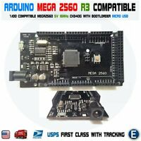 Arduino Mega2560 R3 CH340G ATmega2560-16AU Micro USB Compatible Board Rev 3 2560