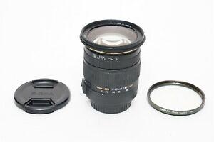 Sigma 17-50mm f/2.8 EX DC OS HSM Lens for Canon EOS DIGITAL SLR Camera EF AF