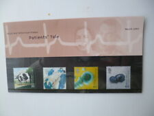 MINT STAMPS, PATIENTS  TALES, MILLENNIUM STAMPS 1999