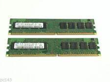 Mémoires RAM Samsung pour ordinateur pour DIMM 240 broches avec 4 modules