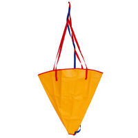 """60"""" EXTRA LARGE Sea Anchor/ Drogue/Drift Sock Chute Suit 30-35 ft Boat Yacht"""