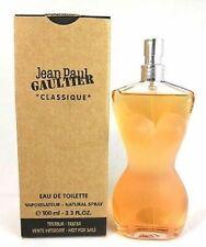 JEAN PAUL GAULTIER CLASSIQUE 3.3 oz EDT spray Women's Perfume TESTER 100 ml New