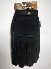 Carhartt High Dexterity Gloves Size XXL Black NWT Style A536 Ballistic