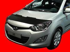 Bra For Hyundai i20 2008-2014 CUSTOM CAR HOOD BONNET BRA FRONT MASK BRA DE CAPOT