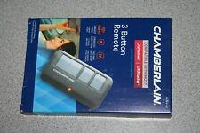 Chamberlain 3 Button Remote Garage Opener 953EV-P2 NEW
