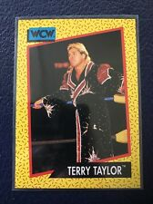 TERRY TAYLOR  1991 Impel WCW #69  MINT  Pack Fresh!
