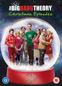 The Big Bang Theory Christmas Episodes DVD 2013;Johnny Galecki