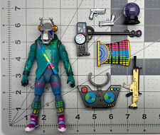 "1/12 scale Fortnite 6"" figure Legendary series Dj Yonder"