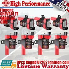 8Ignition Coil Pack for Chevy Silverado 1500 2500 GMC Sierra 1999 2000 2001-2007