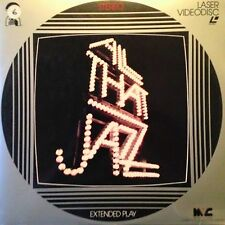 All That Jazz -  Laserdisc  Buy 6 For Free Shipping