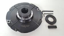 Flury HM WPL Verstellnuter mit Gewindebuchse 180 x 8,0-15,0 x 30 mm Z.4+ V.4