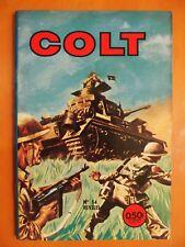 COLT N° 14. Les disciplinaires. éditions Europ du 4ème tri 1967