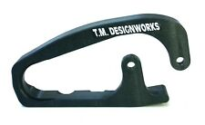 TRX450 Front Chain Slider Sprocket Slide Glide Black Honda 2004-2012 450R ER