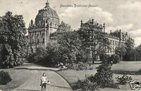 5972/ Foto AK, Hannover, Provinzial-Museum, 1909