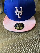 New Era 59fitty New York Mets MOTHERS DAY HAT NWT 2019 Size: 8