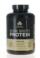 Bone Broth Protein 180 Capsules - Ancient Nutrition                  (b62)