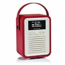 Tragbare VQ AM/FM Radios mit Digitalanzeige