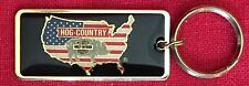 Harley-Davidson key Chain ring HOG country