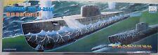 Mini Hobby Models German XXI-U-2518 Submarine 1:144 Scale - NEW