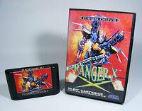 RANGER X für Sega Mega Drive nur MD Spiel Modul mit OVP ohne Anleitung