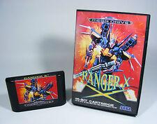 X Ranger per Sega Mega Drive MD solo modulo di gioco con imballo originale senza istruzioni