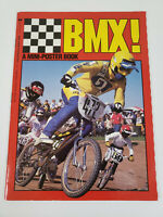 Old School BMX Plus Magazine Poster Book GT Hutch JMC Skyway Redline PK GHP 1984