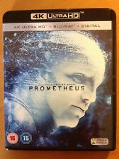 PROMETHEUS (4K UHD Blu-ray) 'Alien' RIDLEY SCOTT