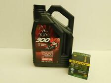 Motul 300V² 10W50  / Racing Ölfilter Yamaha YZF-R6 Bj 99 - 05